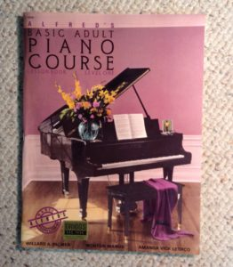 Alfreds Adult Piano Curriculum