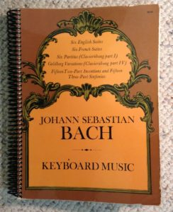 Bach Keyboard Music