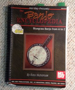 Banjo Encyclopedia curriculum
