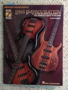 Bass Improvisation curriculum