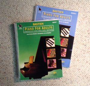 The Bastien Adult Piano Curriculum