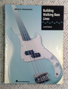 Building Walking Bass Lines curriculum