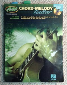 Chord-Melody Guitar curriculum