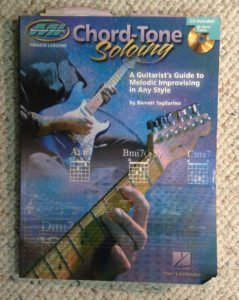 Chord Tone Soloing curriculum
