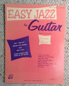 Easy Jazz Guitar