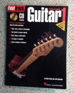 Fast Track Guitar Curriculum