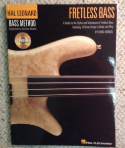 Fretless Bass curriculum