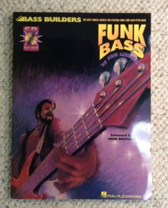 Funk Bass curriculum