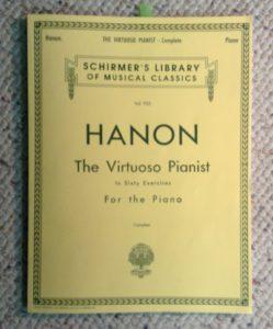 Hanon Piano Curriculum