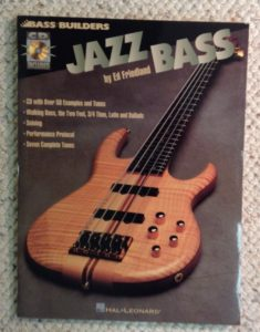 Jazz Bass curriculum