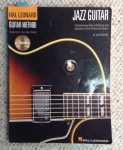 Jazz Guitar curriculum