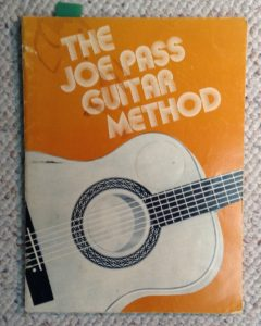 Joe Pass Guitar Method curriculum