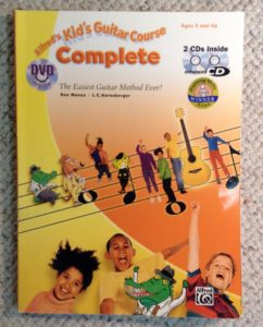 Kids Guitar Course