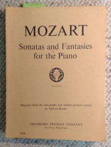 Mozart Sonatas and Fantasies