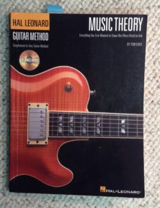 Music Theory for Guitar curriculum