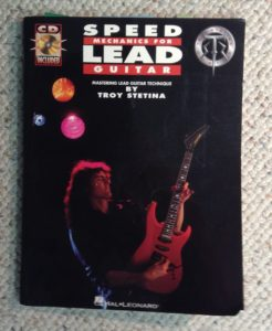 Speed Lead guitar curriculum